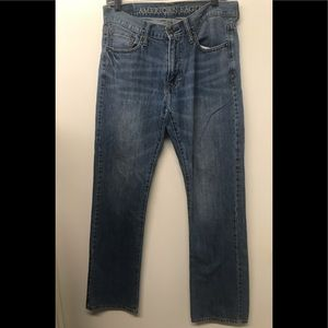 🦅 American Eagle Original Straight Jeans 31/34
